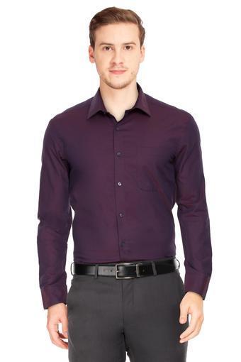 ARROW -  BurgundyFormal Shirts - Main