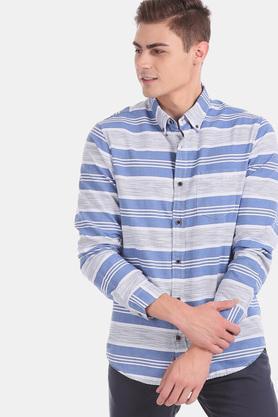 AEROPOSTALE - BlueCasual Shirts - 3
