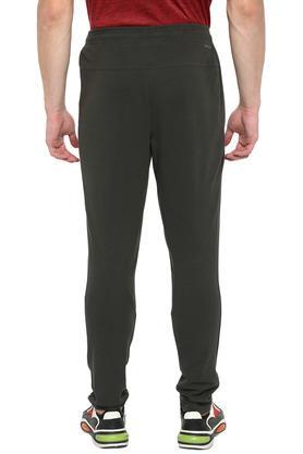 Mens 2 Pocket Slub Sports Track Pants