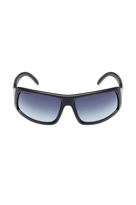 FASTRACK Springers Rectangular Sunglasses (Black Graident)-P279BK1