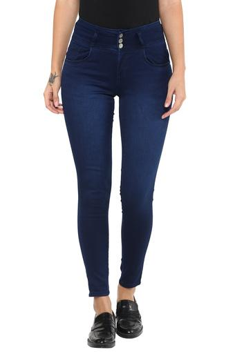 KRAUS -  Ink Blue Jeans & Leggings - Main