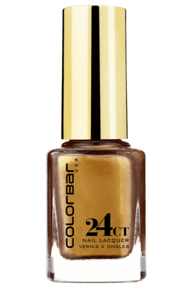 24 Ct Nail Lacquer Rose Gold Tfc006