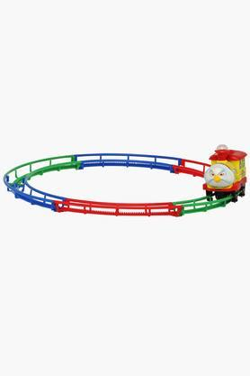 Infant Tumble Train with Track Set