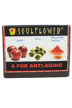 SOULFLOWER A For Anti - Aging - Soap