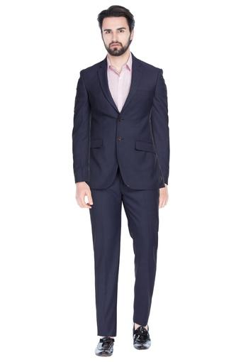 RAYMOND -  Navy Suits & Blazers & Ties - Main