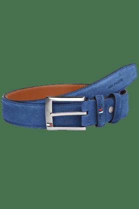 TOMMY HILFIGERMens American Hamburg Casual Leather Belt
