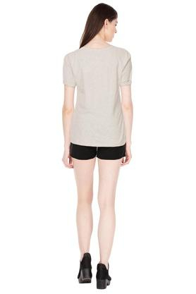 MSTAKEN - GreyT-Shirts - 1