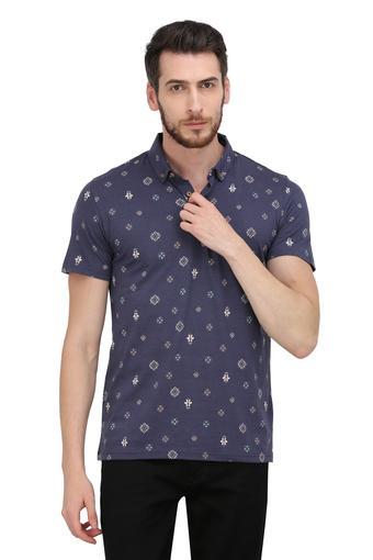 TRUE BLUE -  NavyT-shirts - Main