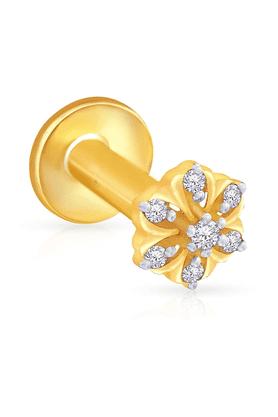 MALABAR GOLD AND DIAMONDSWomens Mine Diamond Nosepin - 201594468
