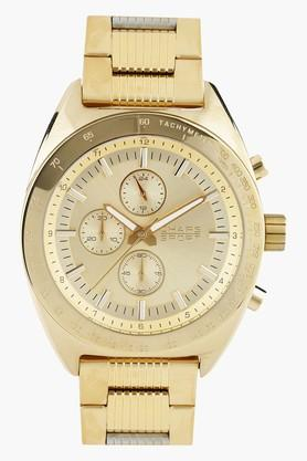 CHAPS Mens Chronograph Stainless Steel Watch - CHP7007