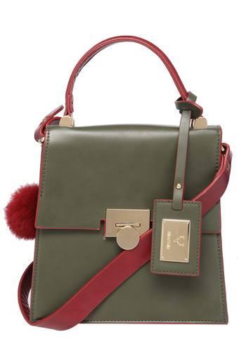ALLEN SOLLY -  OliveHandbags - Main