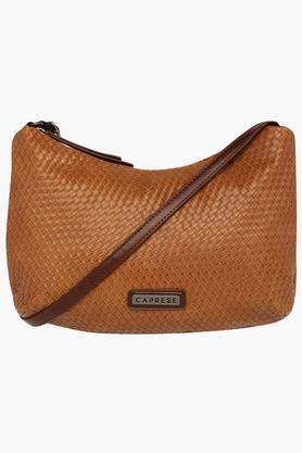CAPRESE Womens Zipper Closure Sling Bag - 200688351