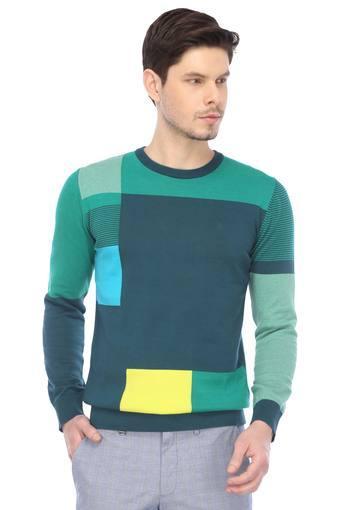 UNITED COLORS OF BENETTON -  GreenWinterwear - Main