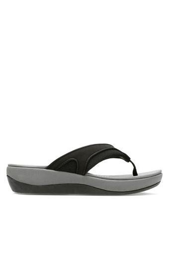 CLARKS -  BlackFloaters & Flip Flops - Main