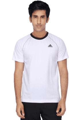 ADIDAS Mens Short Sleeves T-Shirt