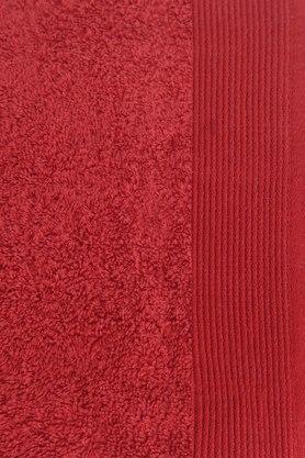 MASPAR - RedBath Towel - 2