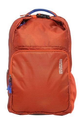 Unisex 1 Compartment Zip Closure Laptop Backpack