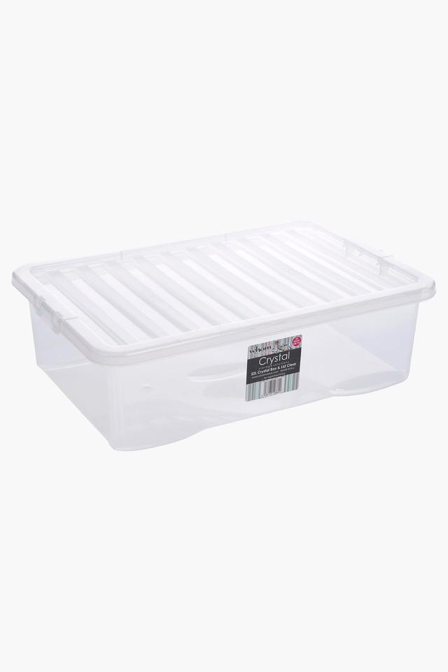 Air Tight Storage Box with Lid -32 Lts