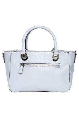 Womens Zip Closure Tote Handbags