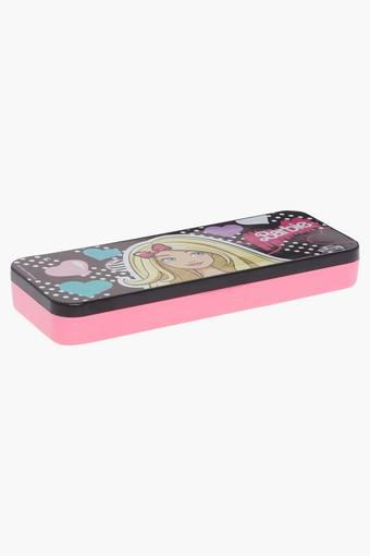Girls Barbie Pencil Box