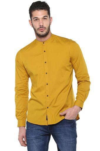 VETTORIO FRATINI -  MustardCasual Shirts - Main