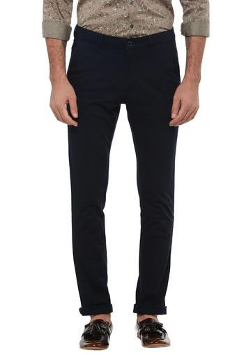 VDOT -  Navy Formal Trousers - Main
