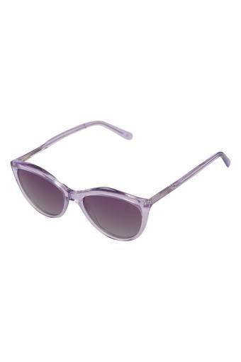 Womens Cat Eye UV Protected Sunglasses - FFS8014C4