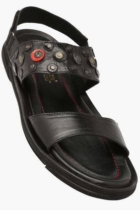 ALBERTO TORRESIMens Casual Velcro Closure Sandal - 201389292