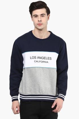 VETTORIO FRATINIMens Printed Sweatshirt