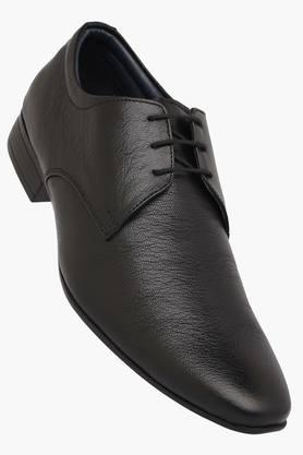 STOPMens Leather Lace Up Formal Shoes - 202296788_9212