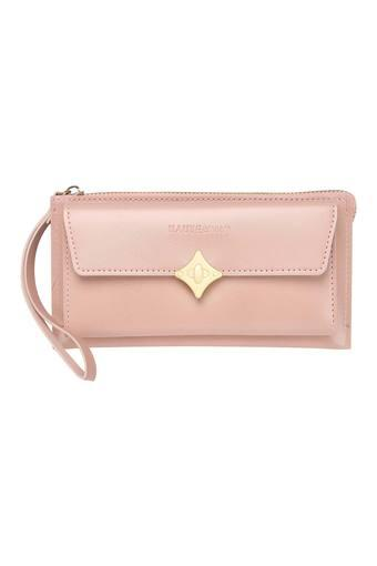 HAUTE CURRY -  Blush Wallets & Clutches - Main