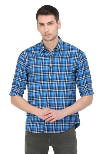LIFE -  BlueCasual Shirts - Main