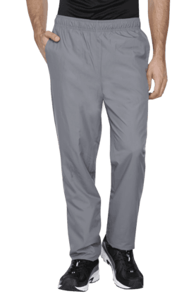REEBOK Mens 2 Pocket Solid Track Pant