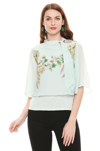 MADAME -  Mint Tops & Tees - Main