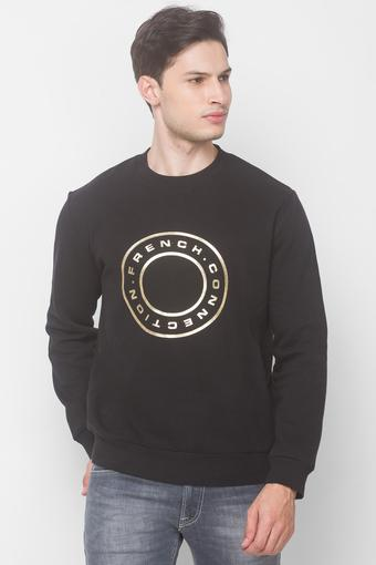 FCUK -  BlackSweatshirts - Main