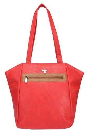 BAGGIT -  Red Handbags - Main