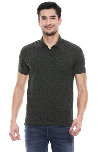 MUFTI -  MaroonT-shirts - Main