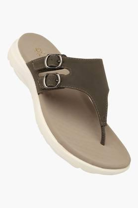 TRESMODEWomens Daily Wear Slipon Flat Sandal - 201606062