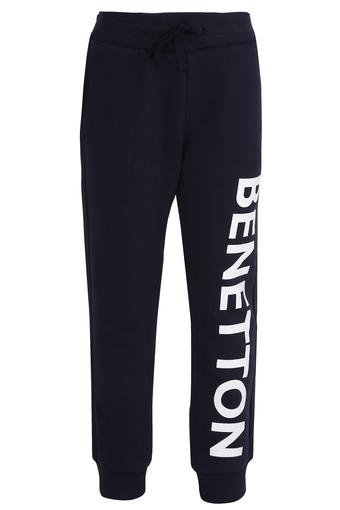 UNITED COLORS OF BENETTON -  NavyBottomwear - Main