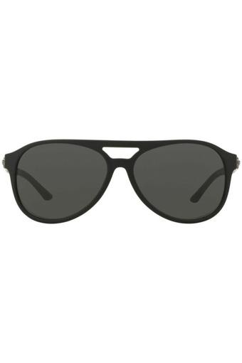 Unisex Aviator UV Protected Sunglasses - VE4312