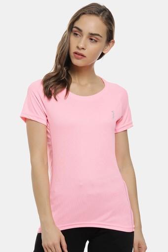 CAMPUS SUTRA -  PinkT-Shirts - Main