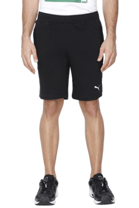 PUMA Mens Solid Shorts