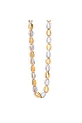 WHP JEWELLERS Mens 22 Karat Gold Machine Chain GCHD15011916