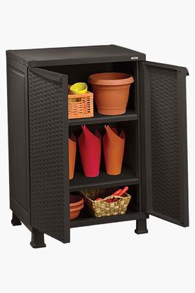 Wenge Small Storage Cabinet