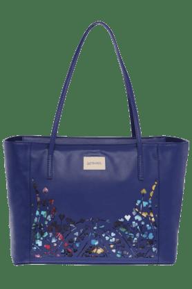 SATYA PAULWomens Laser Cut Handbag