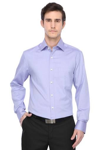 LOUIS PHILIPPE -  Lilac Formal Shirts - Main