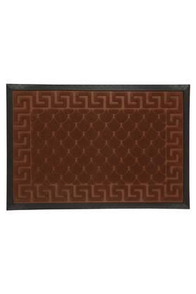 Rectangular Solid Doormat