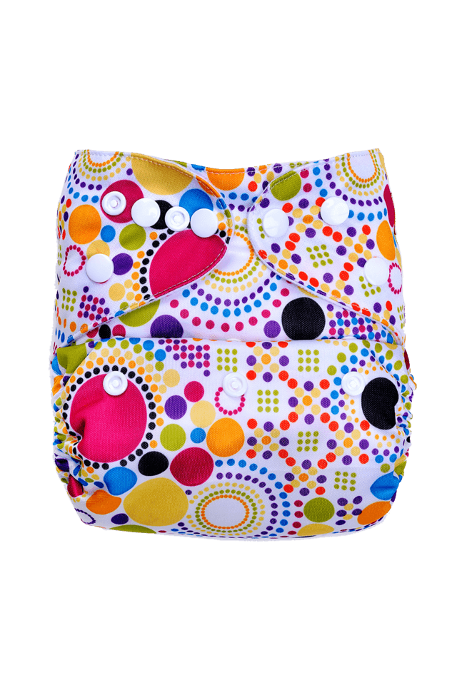 Pocket Diaper with Insert