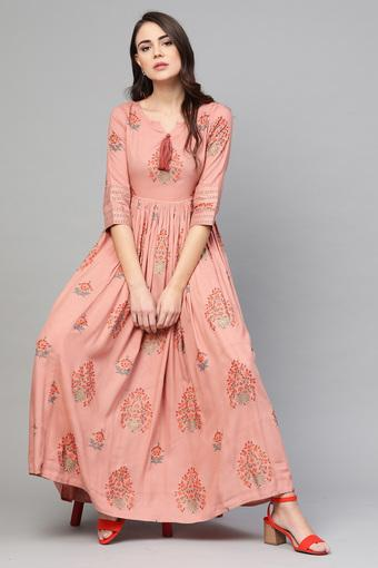 IDALIA -  RoseIndianwear Dresses - Main