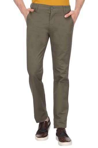 LEVIS -  Citrus GreenCargos & Trousers - Main
